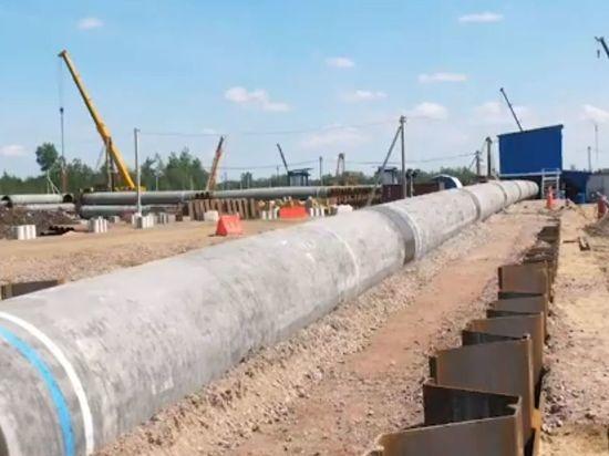 """Нижняя палата парламента Польши проголосовала за резолюцию против строительства газопровода """"Северный поток-2"""""""