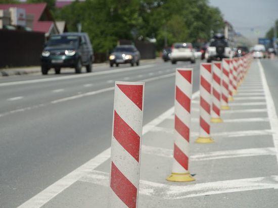 В Южно-Сахалинске экспериментируют со светофорами