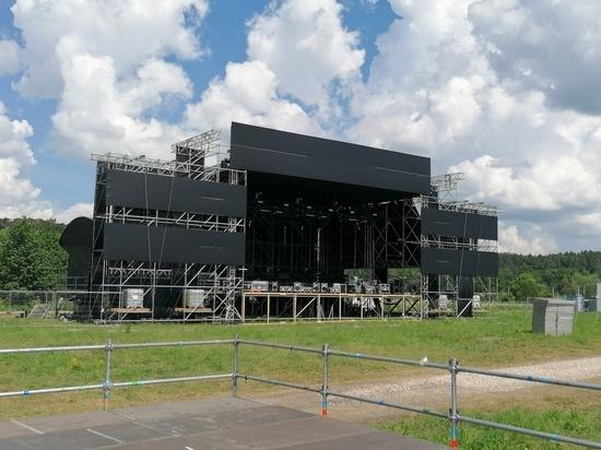 18-20 июня в Бунырево Алексинского района состоится музыкальный фестиваль «Дикая мята», но теперь с посетителей потребуют ПЦР-тесты на коронавирус