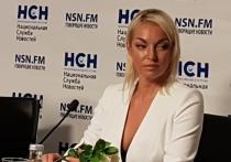 Анастасия Волочкова вновь вышла на тропу войны