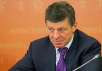 Козак сообщил об отсутствии подвижек по встрече Путина и Зеленского