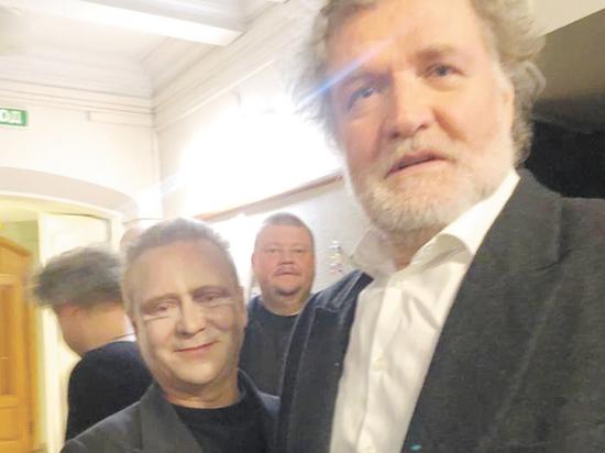 Театр имени Евгения Вахтангова в свой сотый сезон открыл гастроли в Омске
