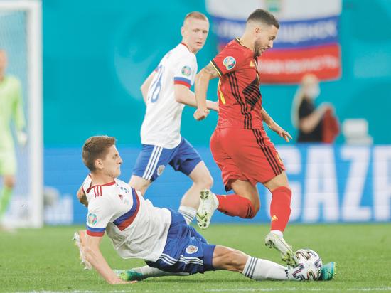 Нашей сборной предстоит провести ключевой матч на чемпионате Европы по футболу