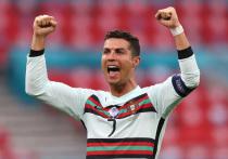 Сборная Португалии разгромила венгров на чемпионате Европы
