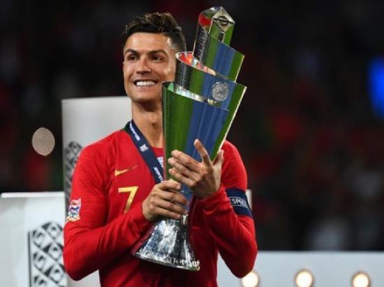 Криштиану Роналду стал лучшим бомбардиров чемпионатов Европы по футболу