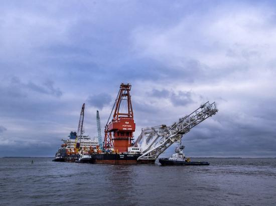 Пока страны «Большой семерки» задумываются об отказе от нефти и газа, наша страна строит «Северный поток-2»