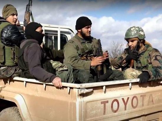 В Сирии ХТШ готовит инсценировку химической атаки