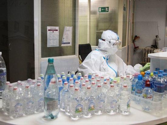 Проценко рассказал о сотнях подключенных к ИВЛ больных в Коммунарке