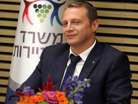 Бывший житель Биробиджана возглавил министерство туризма Израиля