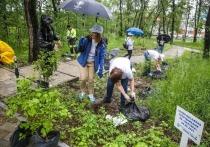 Акцию приурочили сразу к двум датам: Дню эколога и Дню пивовара, отмечаемым в июне