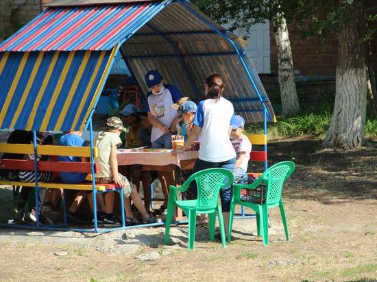 Как отдыхают оренбургские ребятишки
