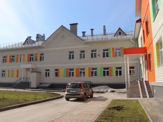 Два новых детских сада открылись в новом районе Барнаула