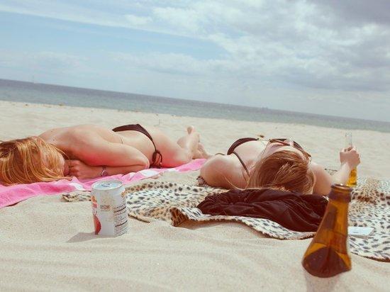 В Бийске официально открыли два городских пляжа