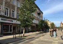 С проспекта Кирова исчезла бетонная конструкция: саратовцы недовольны