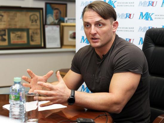 Аскольд Запашный хочет стать депутатом Госдумы