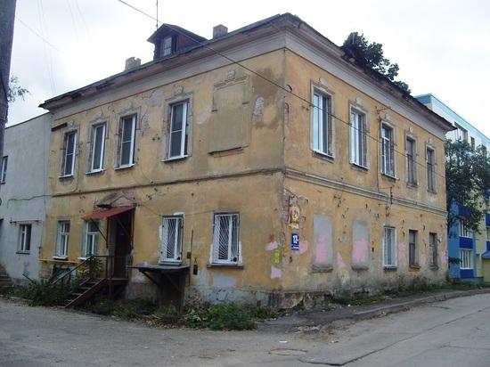 В Калуге отремонтируют объект культурного наследия начала XX века
