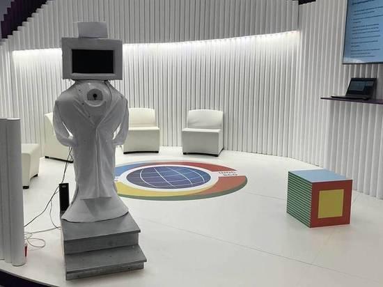 Первого в России робота-диагноста презентовали в Югре