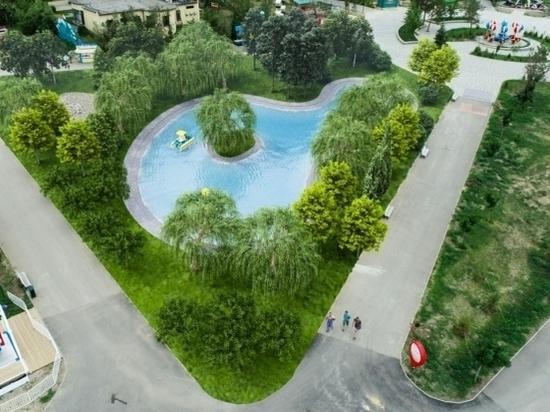 В ЦПКиО Волгограда откроют водный интерактивный комплекс