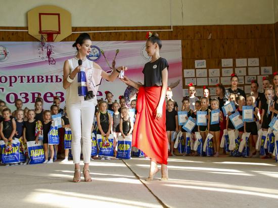 «Искусство в спорте»: известная российская гимнастка посетила Барнаул