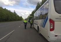 В Карелии водитель автобуса нарушил правила перевозки пассажиров