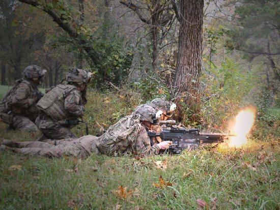 Бюджет армии Соединенных Штатов в десять с лишним раз больше
