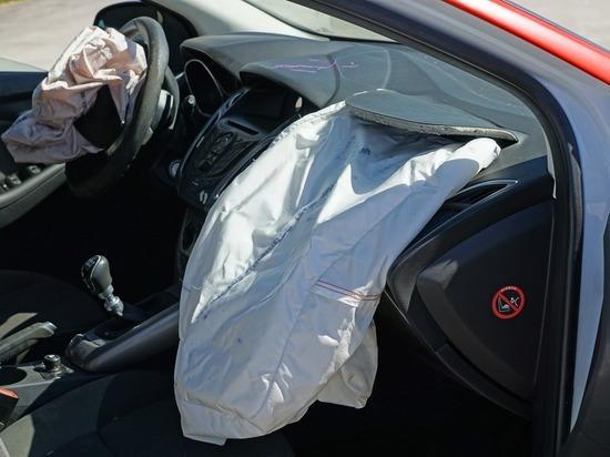В Гагре слетел в овраг автомобиль с российскими туристами