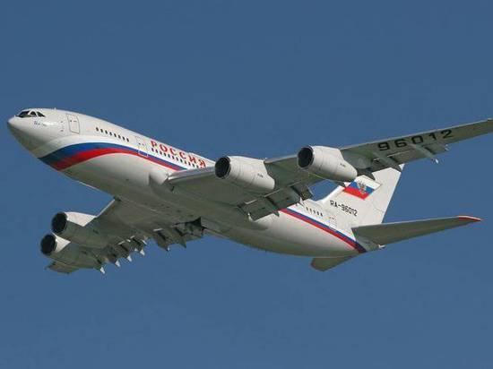 Несколько самолетов правительственных авиалиний покинули воздушное пространство России и взяли курс на запад