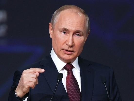 Путин прилетел в Женеву на встречу с Джо Байденом