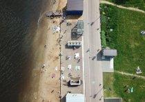 Московские пляжи стали стоить, как билет до Сочи