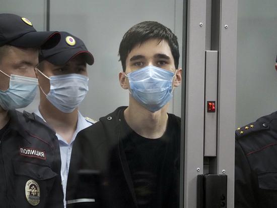 Убийцу 9 человек в гимназии привезли в Москву для психиатрической экспертизы