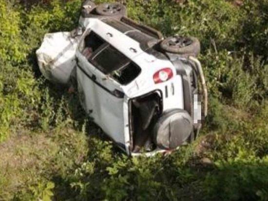 Четыре человека пострадали в аварии под Уфой