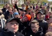 Настя Ивлеева и Даня Милохин сняли фильм про Псковскую область