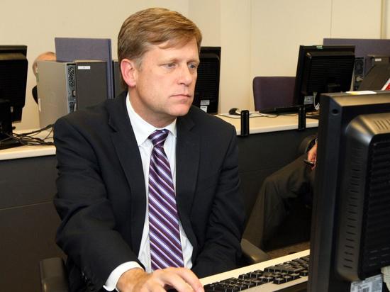 Экс-посол США Макфол похвалил российских журналистов