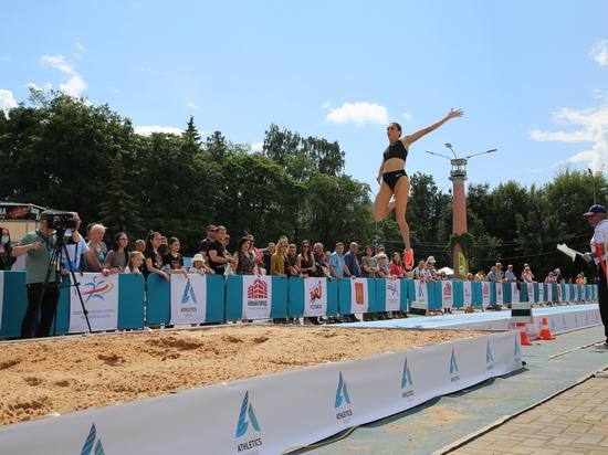 Взлетаем на федеральный уровень: Министр обороны и лучшие спортсмены побывали в Твери