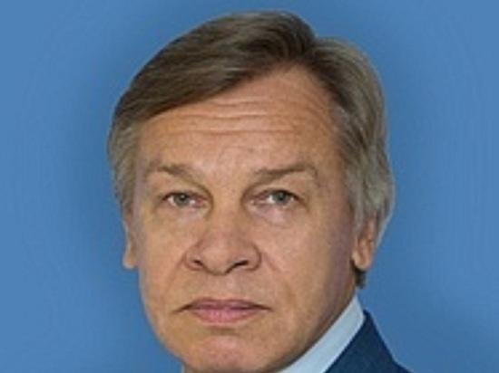 Пушков саркастично прокомментировал планы Зеленского создать мощнейшую в Европе армию