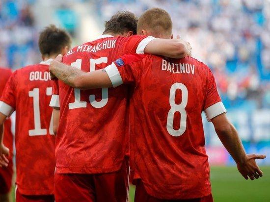 Теперь судьба сборной решится в третьем туре в матче против Дании