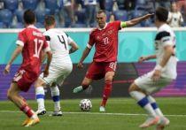 После поражения от бельгийцев в стартовом матче чемпионата Европы сборная России была обречена играть с Финляндией на победу, которую команда Станислава Черчесова и добыла в Санкт-Петербурге