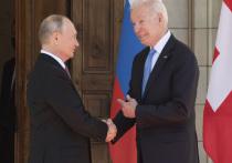 По окончании российско-американских переговоров на высшем уровне президенты США и РФ не стали проводить совместную пресс-конференцию