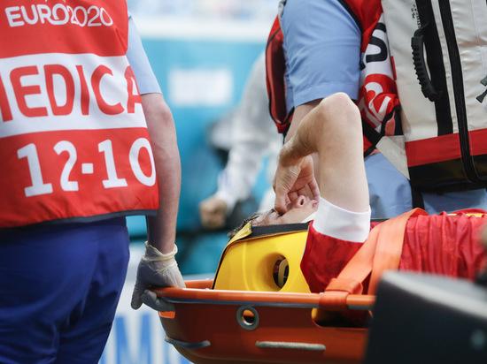 У Марио Фернандеса не подтвердилось повреждение позвоночника