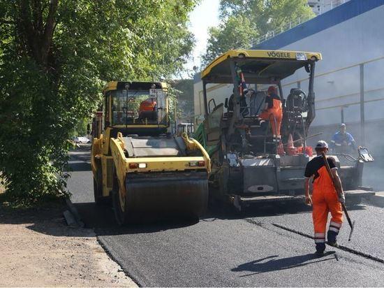 В Чишминском районе Башкирии завершен ремонт дороги по нацпроекту