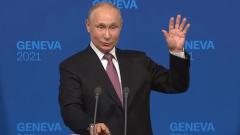Путин ответил словами Толстого на вопрос об отношениях с США
