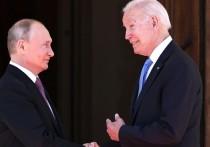Владимир Путин не пытался в Женеве заглянуть в душу Джо Байдена и посмотреть ему в глаза