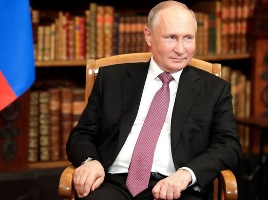 Путин отреагировал на победу сборной РФ над Финляндией