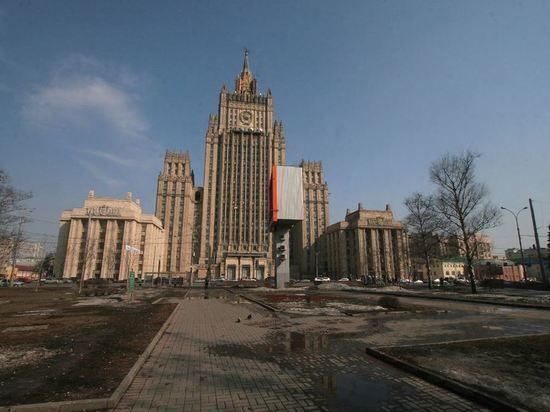 В МИД РФ назвали срок возвращения посла России в США