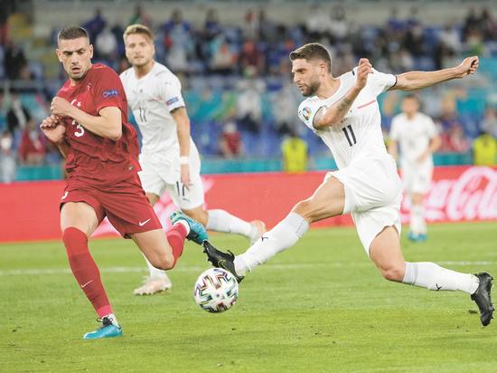 Итоги первого тура группового этапа чемпионата Европы по футболу