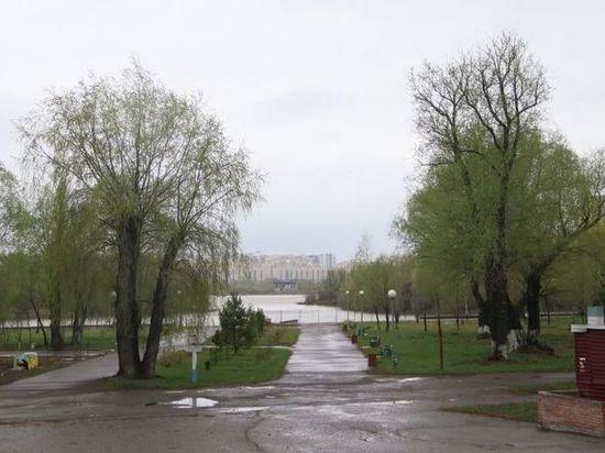 Синоптики спрогнозировали в Омске дождь и понижение температуры