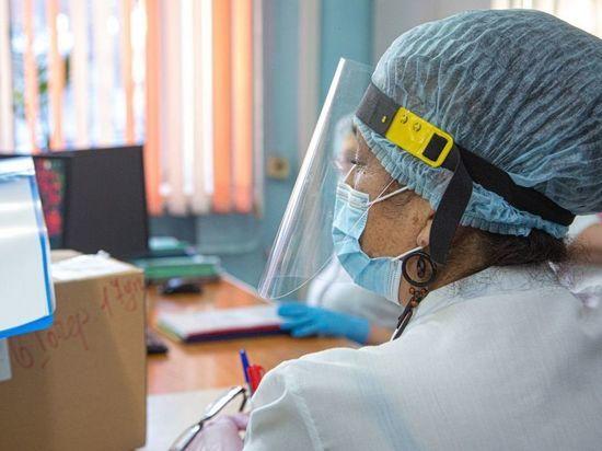 В Хакасии подтверждено еще 56 случаев заражение коронавирусом