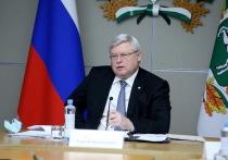 Губернатор Сергей Жвачкин попросил зам
