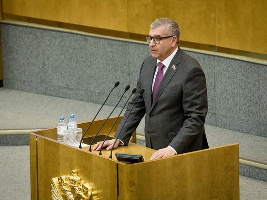 Депутат Госдумы РФ Игорь Сапко подвел итог работы седьмого созыва парламента, рассказал о своих законодательных инициативах и проектах