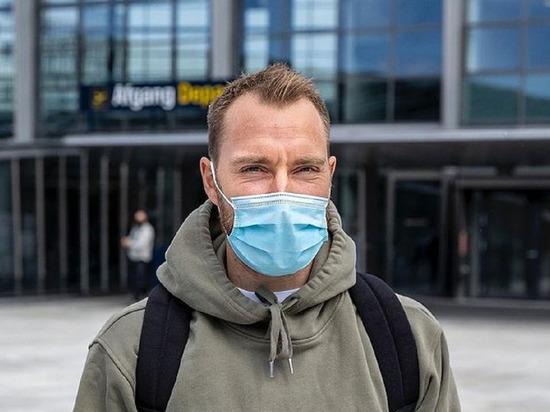 Датскому футболисту Эриксену установили кардиостимулятор